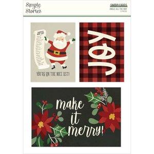 Pack de tarjetas Simple Stories Jingle All The Way