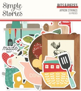Die Cuts Simple Stories Apron String