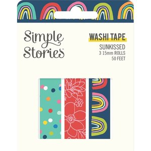 Washi Tapes Simple Stories Sunkissed