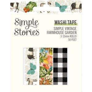 Washi Tapes Simple Stories Farmhouse Garden