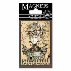 Imán Stampería Magnets Voyages Fantastiques Ms