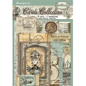 Cards Collection Stampería Voyages Fantastiques