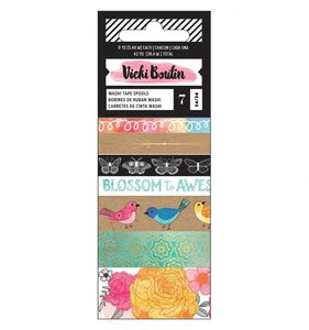 Set Washi Tapes All the Good Things V. Boutin