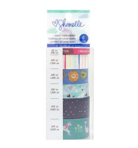 Set washi tape Head in the clouds