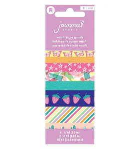 American Crafts Journal Studio Set de Washi Tapes