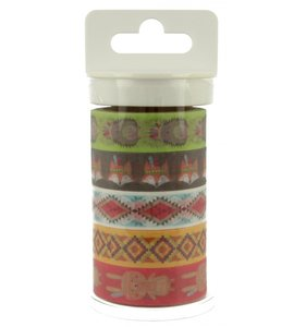 Set washi tapes Totem Manitou