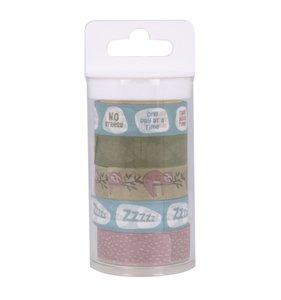 Set washi tape No Stress