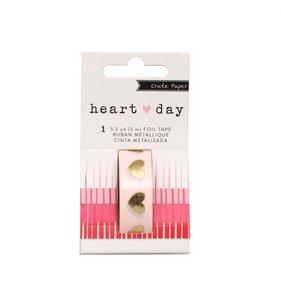 Washi tape Heart Day