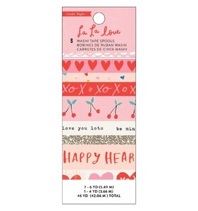 Set Washi Tape LaLaLove