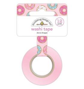 Washi Tape Cream & Sugar