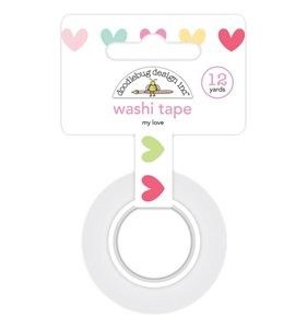 Washi Tape My Love
