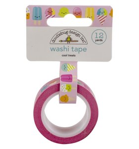 Washi Tape Cool Treats