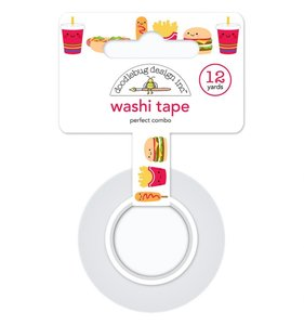 Wash Tape Doodlebug Perfect Combo