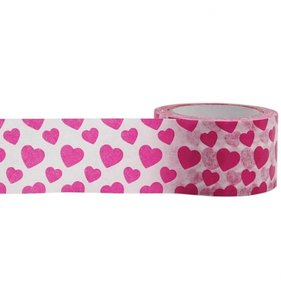 Pink Hearts Tape