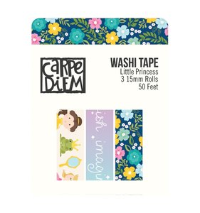 Set washi tape Little Princess